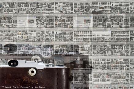 Tribute to Cartier-Bresson