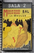 Tribute to Henri de Toulouse-Lautrec: Moulin Rouge, 1891