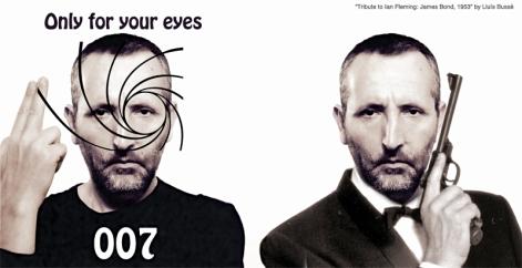 Tribute to Ian Fleming: James Bond, 1953
