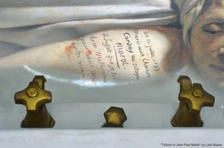 Tribute to Jean-Paul Marat