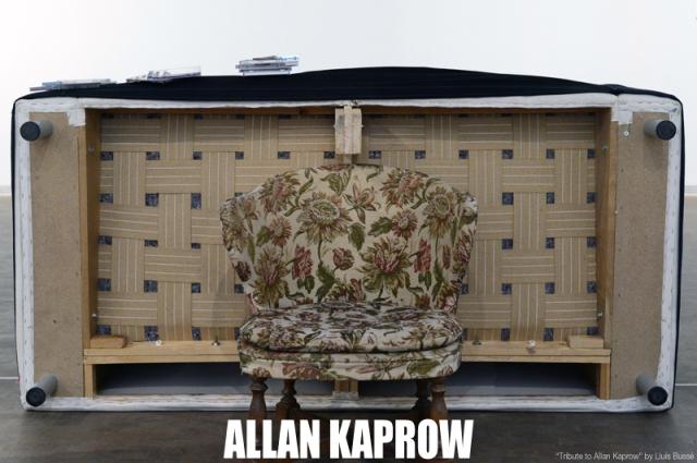 Tribute to Allan Kaprow