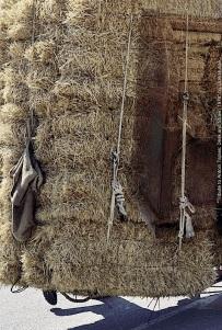 Tribute to Antoni Tàpies: Desk and Straw, 1970