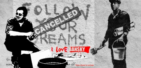 Tribute to Bansky