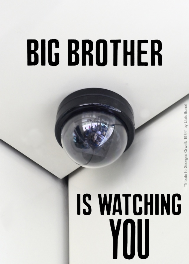 Tribute to Georges Orwell: 1984