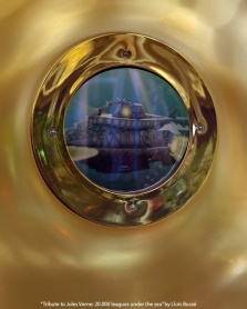 Tribute to Jules Verne: 20.000 leagues under the sea