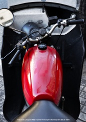 Tribute to Leopold Milà and Xavier Permanyer: Montesa Brio 80 de 1954