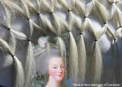 Tribute to Marie Antoinette