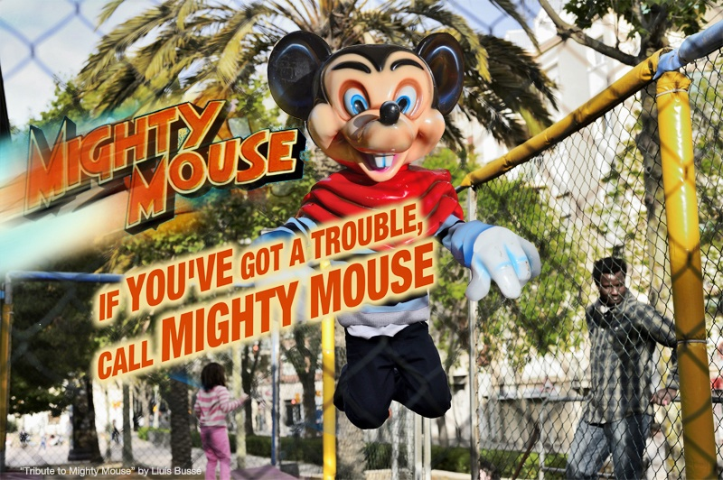 Tribute to Mighty Mouse