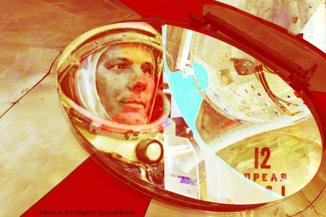 Tribute to Yuri Gagarin