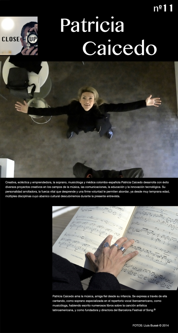 CLOSEUP n11 CAST